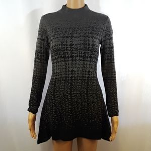 Style & Co Mock-Neck Tunic Sweater